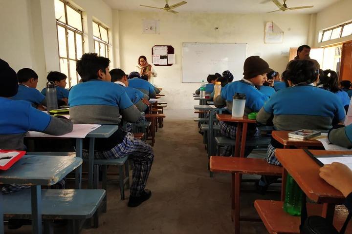 Kids Corner Happy School-Classroom View