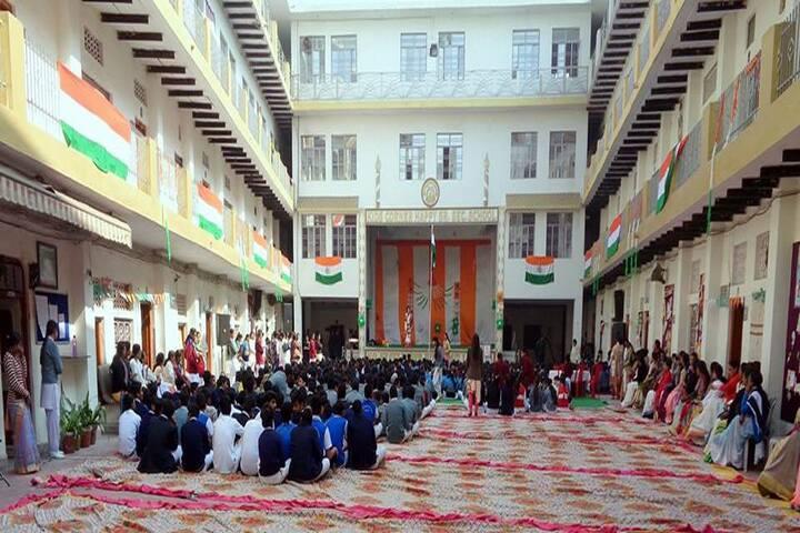 Kids Corner Happy School-Inside Campus View