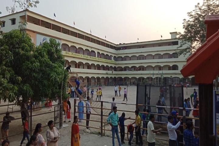 St Xaviers High School-Campus-View