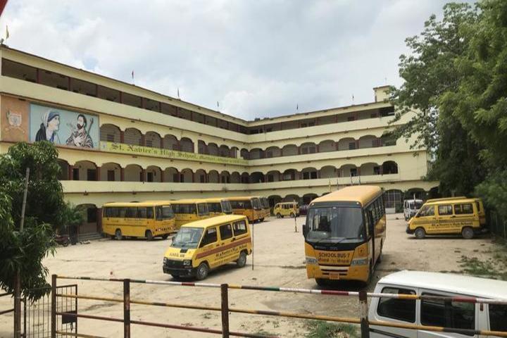 St Xaviers High School-Transport