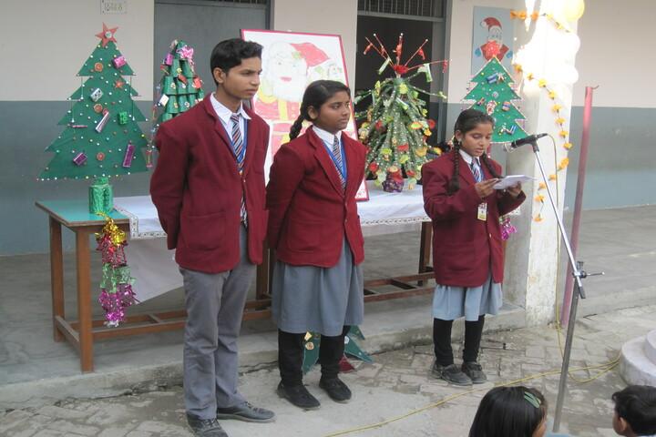 Krishna Academy-Christmas Celebrations