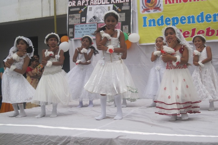 Krishna Academy-Dance