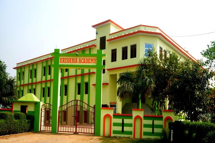 Krishna Academy-Campus View