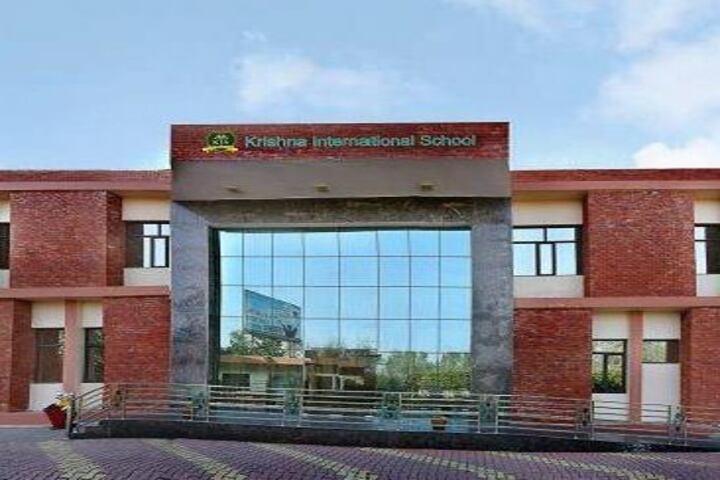 Krishna International School-Campus View