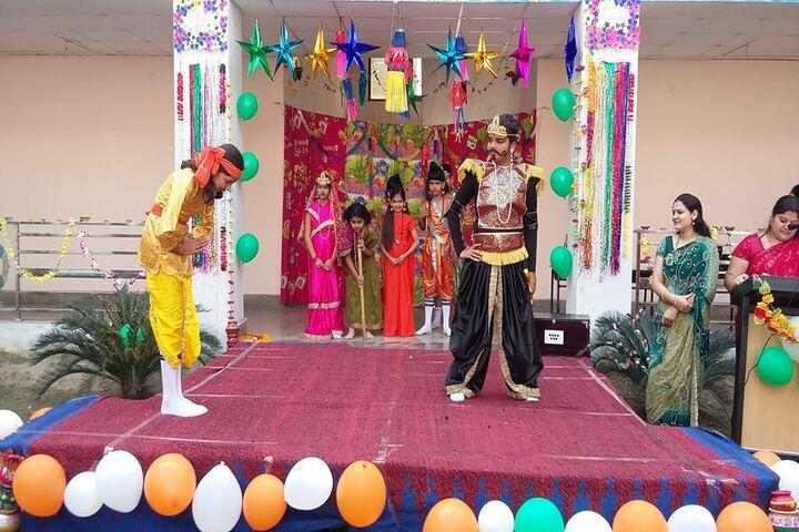 Krishna International School-Drama