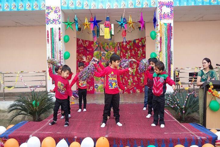 Krishna International School-Event