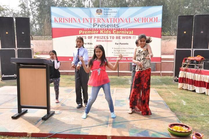 Krishna International School-Premier Kids Carnival