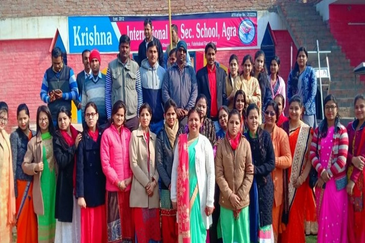Krishna International School-Staff