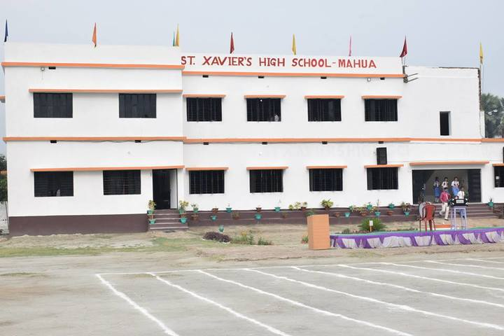 St Xaviers High School-Campus-View