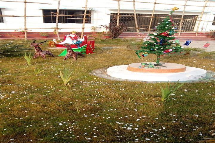 St Xaviers High School-Christmas
