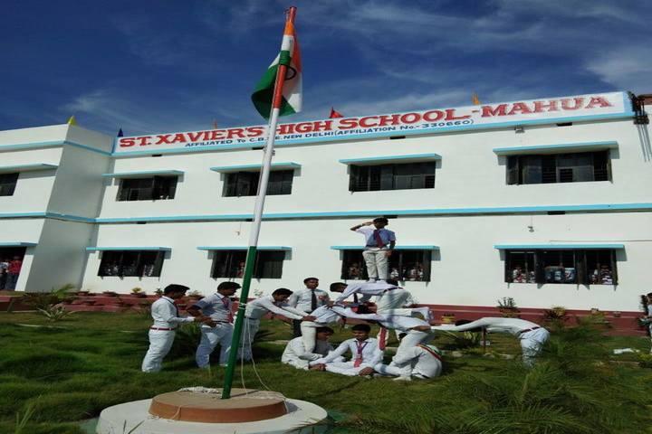 St Xaviers High School-Republic Day