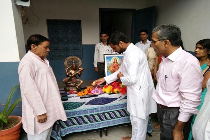 Krishna Public School-Celebration