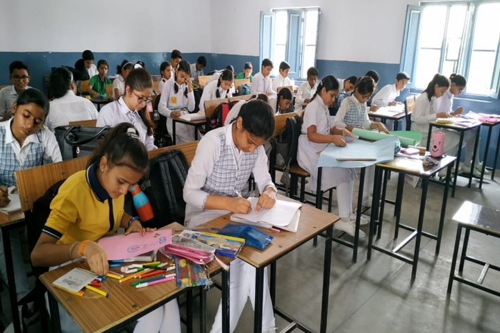 Krishna Public School-Classroom
