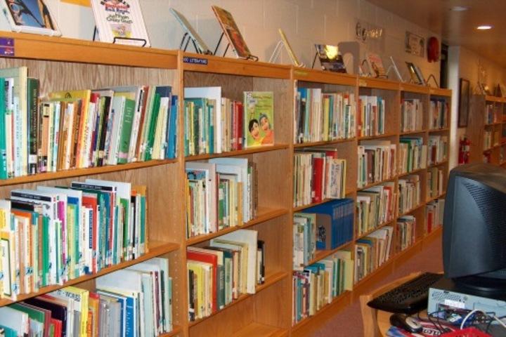Krishna Public School-Library