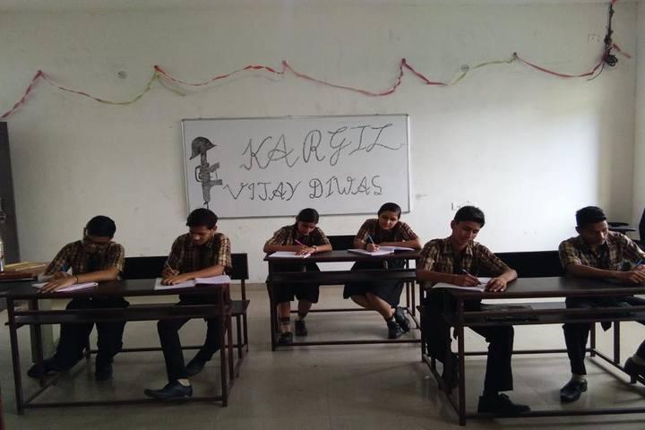 Krishnakulam-Classroom