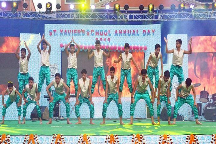 St Xaviers Junior Senior School-Annual-Day