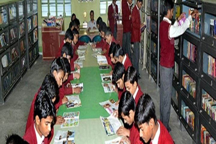 St Xaviers Junior Senior School-Library