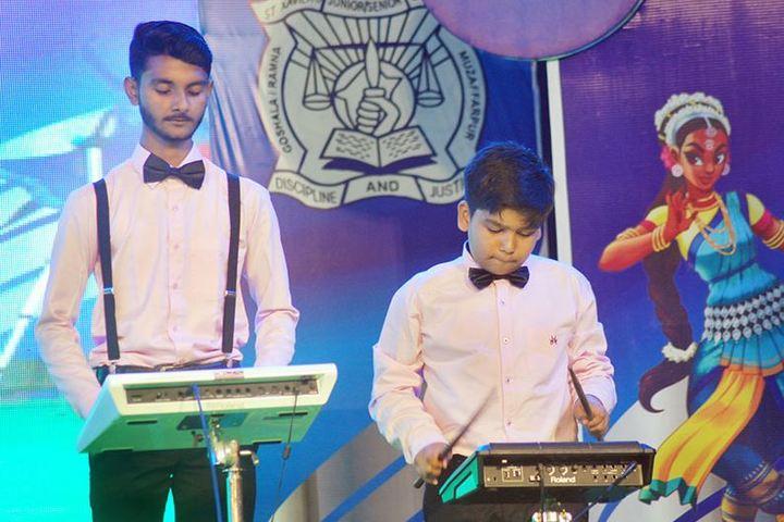 St Xaviers Junior Senior School-Music