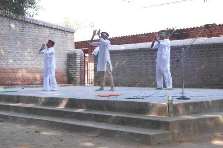 Kulpahar Christian School-Republic Day Celebrations