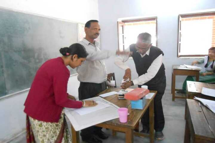Kulpahar Christian School-Classroom View