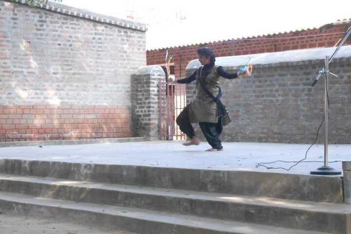 Kulpahar Christian School-Dance