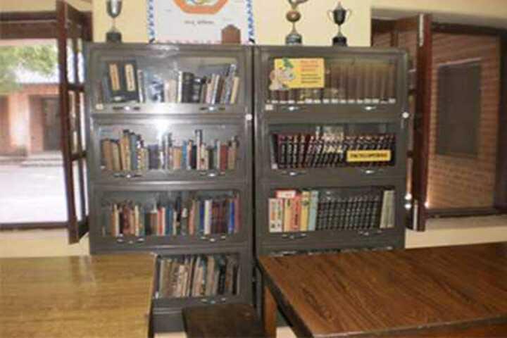 Kulpahar Christian School-Library