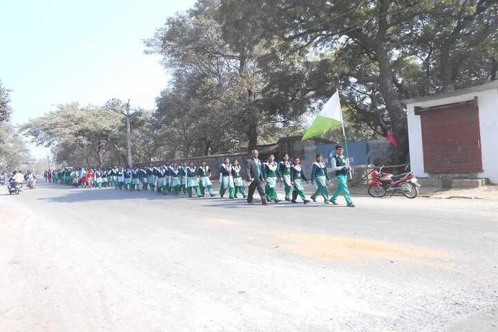 Kulpahar Christian School-Rally