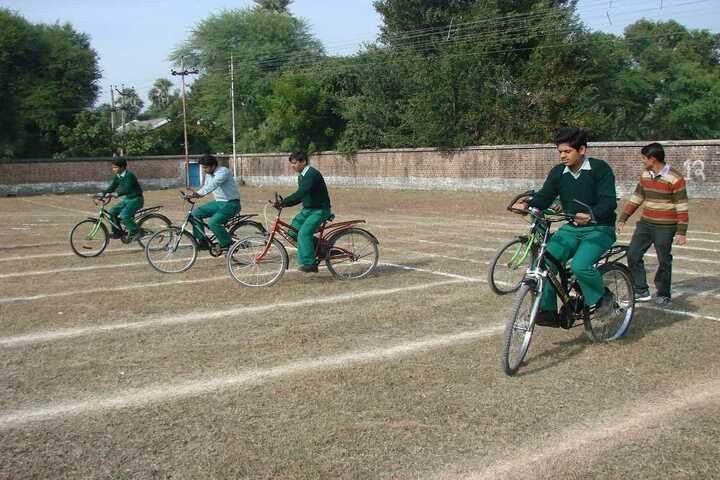 Kulpahar Christian School-Sports Competition