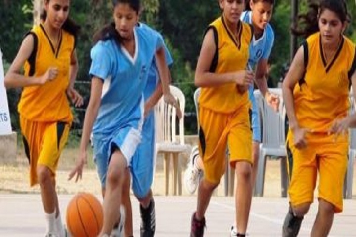 Kunal Public School-Basketball