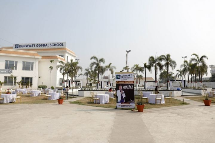 Kunwars Global School-Campus View