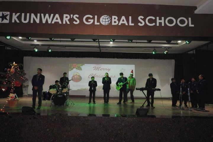 Kunwars Global School-Christmas Celebrations