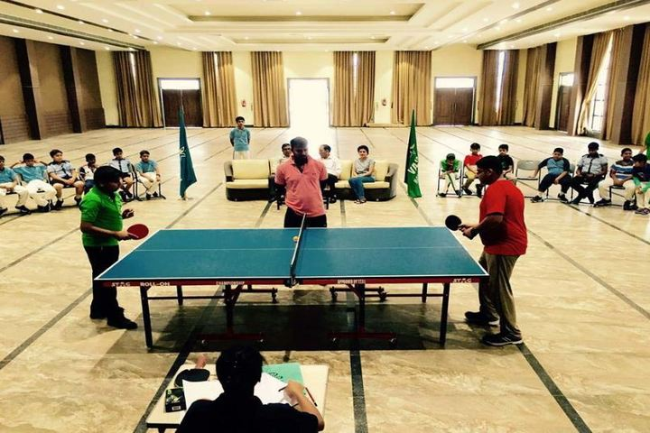 Kunwars Global School-Indoor Games