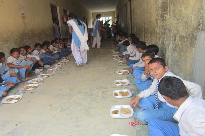 Kuru Om Vidyalaya-Cafeteria