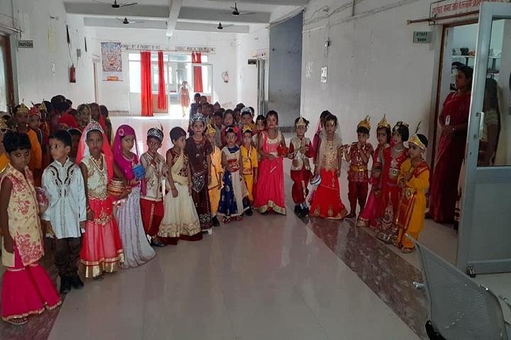 Kuru Om Vidyalaya-Janmashtami Celebration