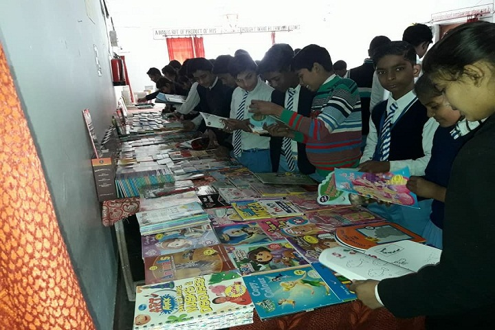 Kuru Om Vidyalaya-Library