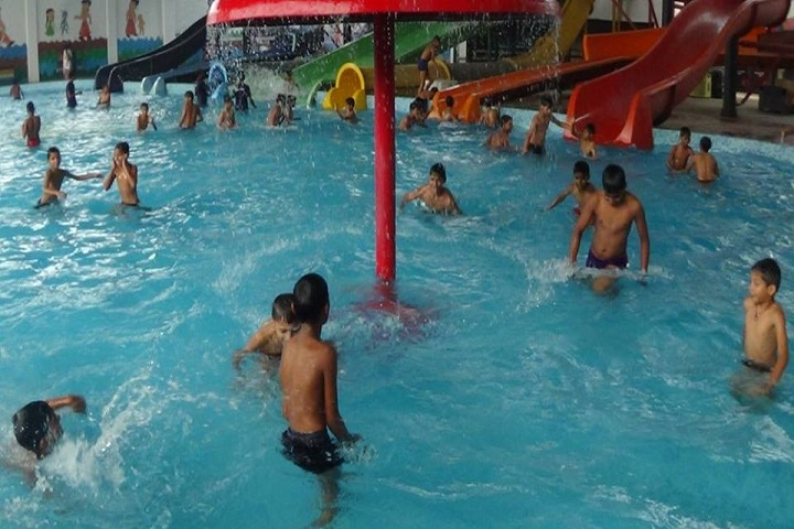 Kuru Om Vidyalaya-Swimming Pool