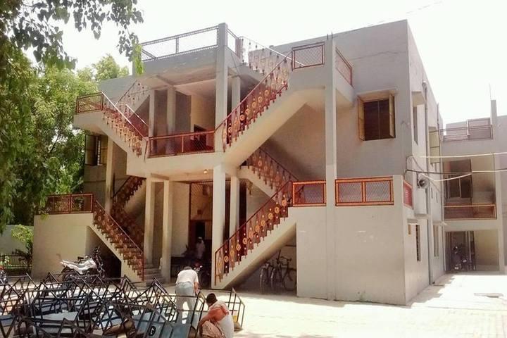 Kusum Goel Dr Santosh Saraswati Vidya Mandir-Campus View