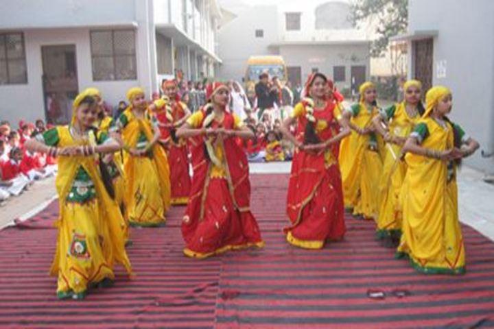 Kusum Goel Dr Santosh Saraswati Vidya Mandir-Dance