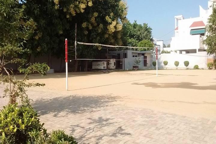 Kusum Goel Dr Santosh Saraswati Vidya Mandir-Play Ground