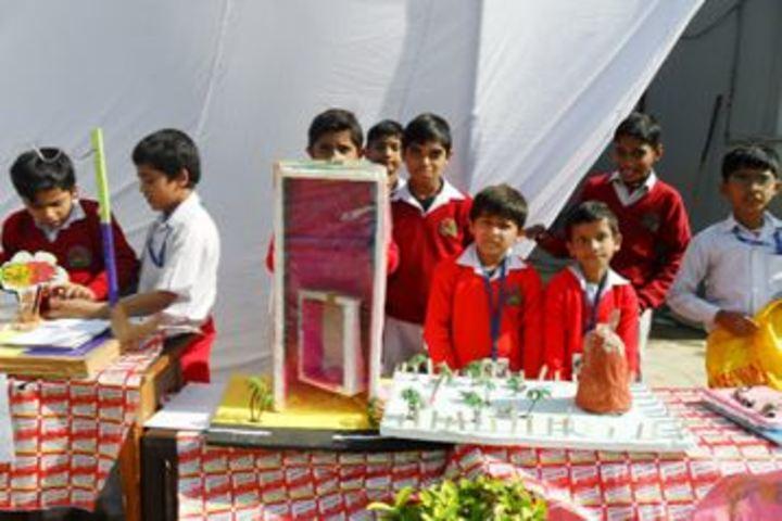 Kusum Goel Dr Santosh Saraswati Vidya Mandir-Science Fair