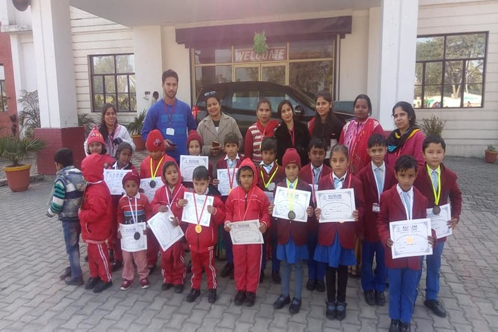 Kusum International Academy-Achievement
