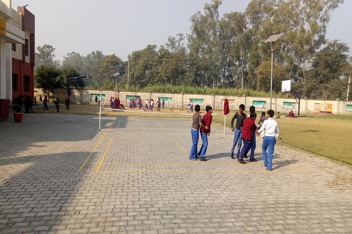 Kusum International Academy-Play-Ground
