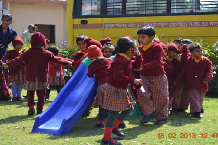 Kusum Pulic School-Playarea