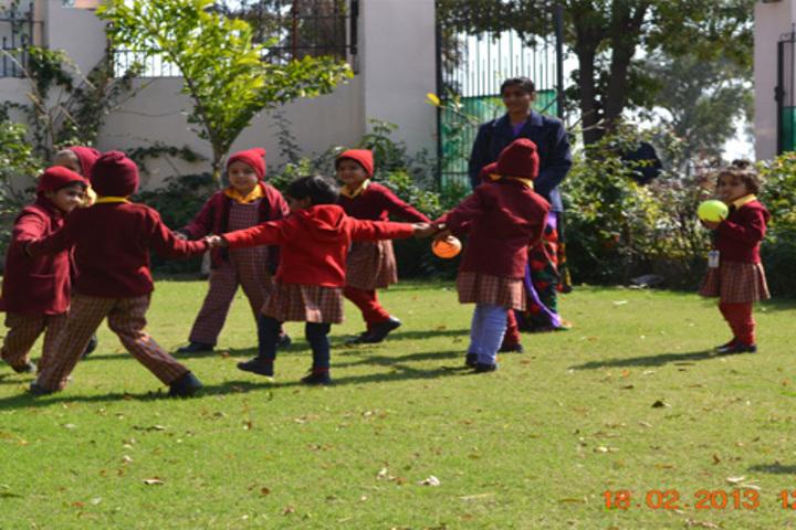 Kusum Pulic School-Playground
