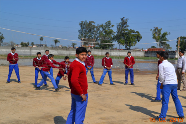 Kusum Pulic School-Sports Ground