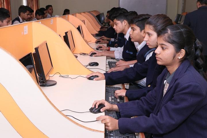 L N Public School-Computer Lab