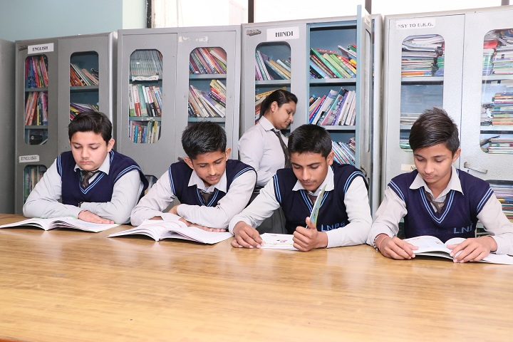 L N Public School-Library