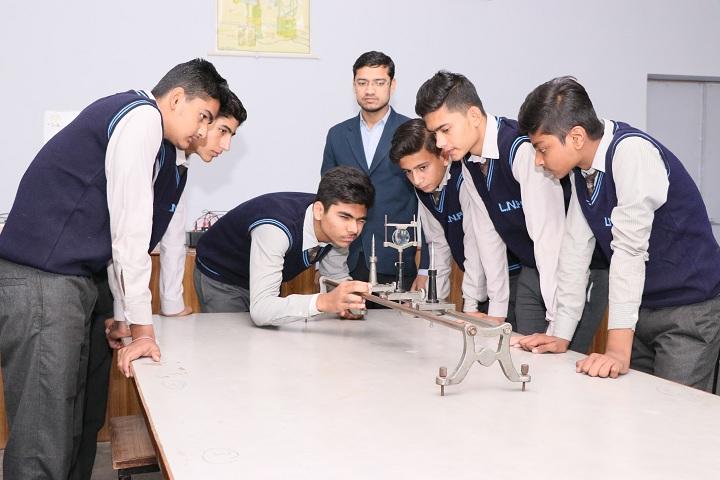 L N Public School-Physics Lab