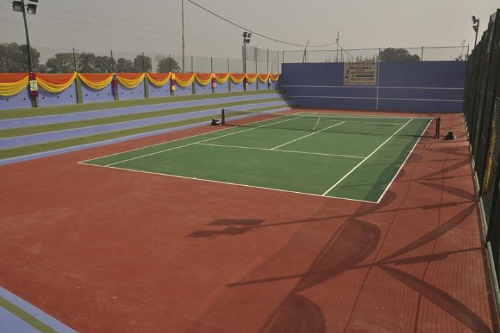 L N Public School-Play Area