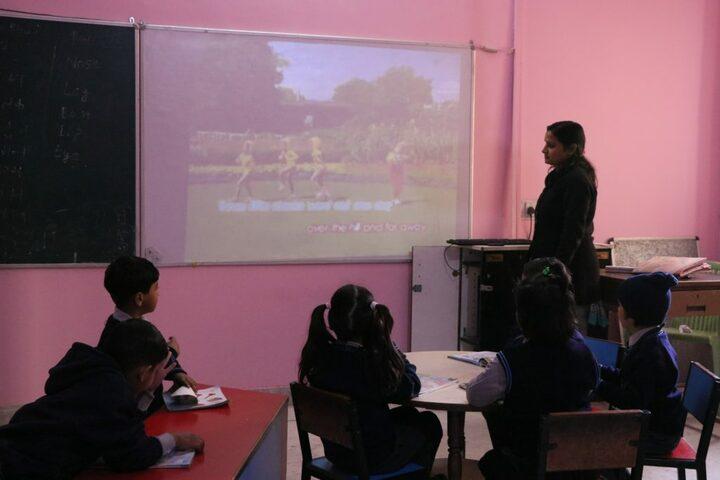 L N Public School-Smart Class
